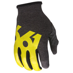 SixSixOne Comp Air Bike Gloves Men yellow/grey